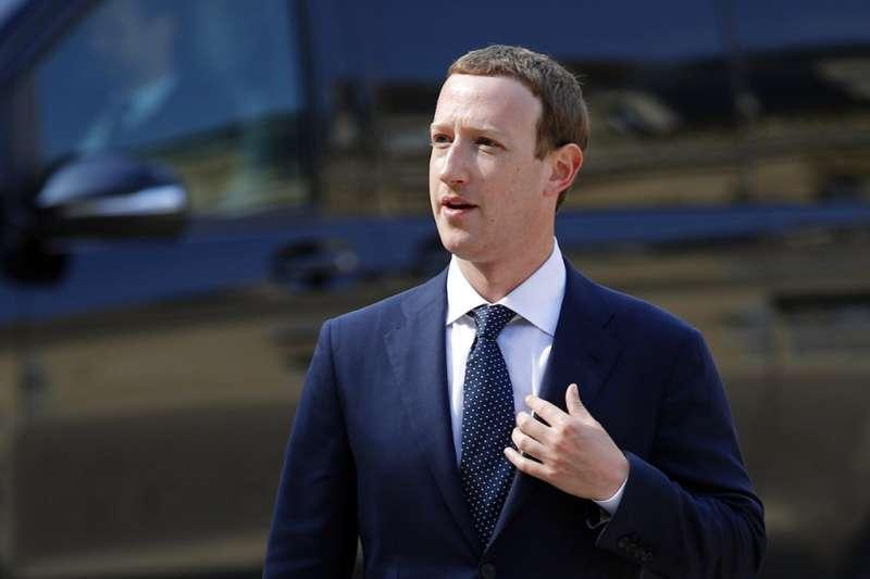 社群網站臉書公司(Facebook Inc.)34歲的創辦人祖克柏(Mark Zuckerberg),是2018年財富縮水最多的億萬富豪。(AP)