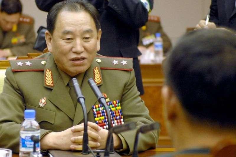 金英哲被稱為「金正恩的左右手」,時時伴隨北韓最高領導人左右。(BBC中文網)