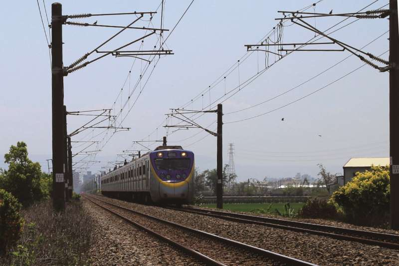 彰化火車站鐵路高架化採原線施工,最快2020年開始動工。(圖/彰化縣政府提供)