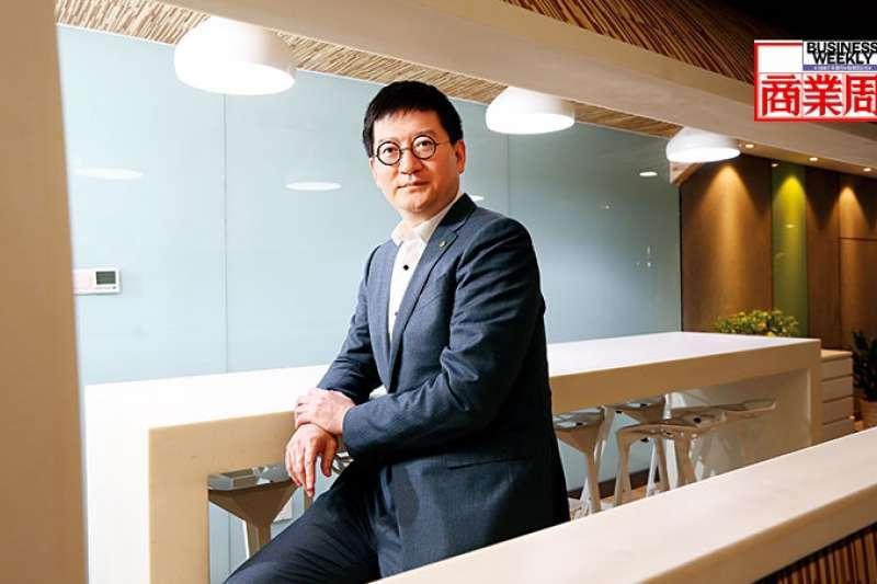 20年前杭州起家的銀泰,現是中國前5大百貨集團,來自金融業的執行長陳曉東正是關鍵推手。(攝影者.駱裕隆)
