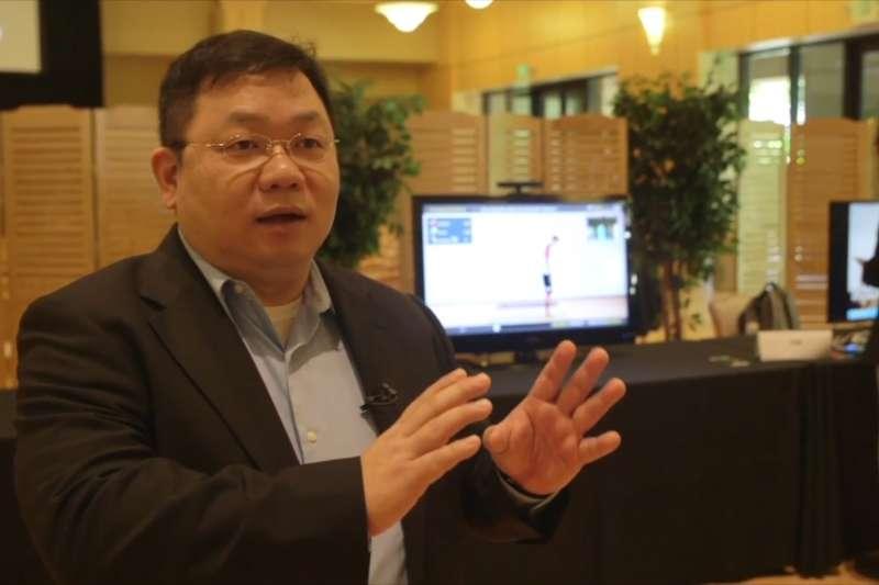 天樞健康資訊執行長吳博儒的雙領域背景成為智慧醫療的溝通橋樑(圖/好優數位提供)