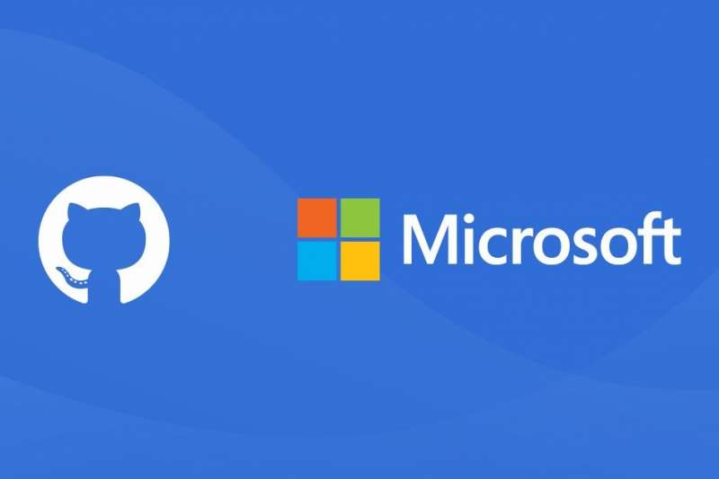 傳出微軟將出手收購GitHub。(圖/Github @ Twitter)