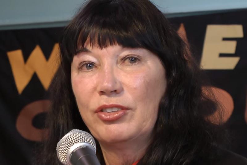 紐西蘭前性工作者席莉獲頒紐西蘭功績勳章(截自YouTube)