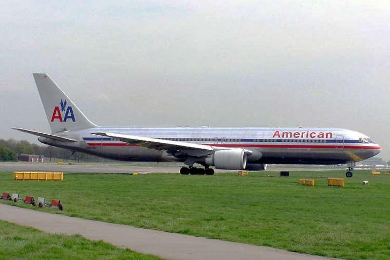 外媒報導,知情人士表示,美國官員已經要求聯合航空、美國航空、達美航空,不用應中方要求將他們網站上「台灣」標註為「中國台灣」。圖為美國航空班機。(取自wikipedia/公有領域)