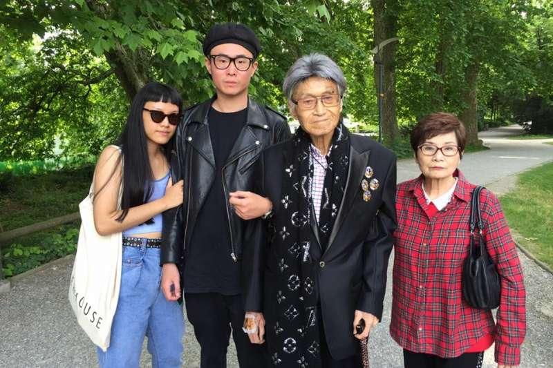 2018-06-06傅達仁將於明(7)日於瑞士進行安樂死(取自傅達仁臉書)