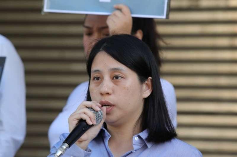 南澳青年聯盟的盟主Yabung Toli強調,宜蘭縣南澳鄉是全台灣礦場密度最高的地區,而現行礦業法,讓財團如進廚房般的進泰雅族的傳統領域。(地球公民基金會提供)