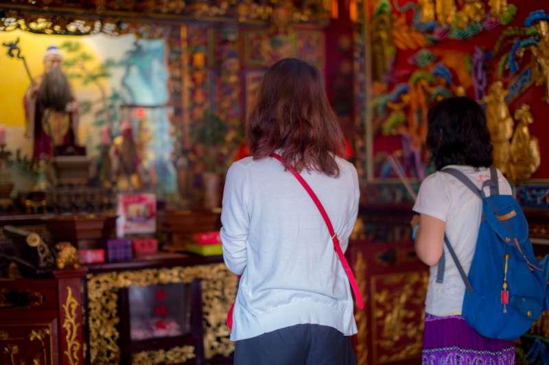 台灣各地遍布奉祀註生娘娘的廟宇,到底該去哪裡拜?又該怎麼拜?(示意圖非本人/Tony Tseng@flickr)