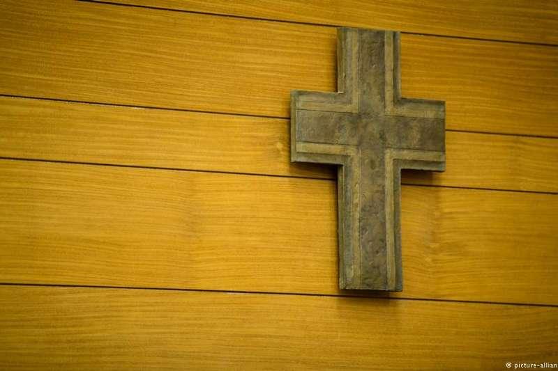 懸掛十字架規定6月1日開始生效。(德國之聲)