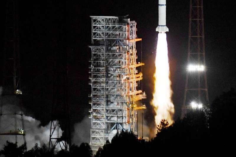 風雲二號H星在西昌衛星發射中心成功發射(新華社)