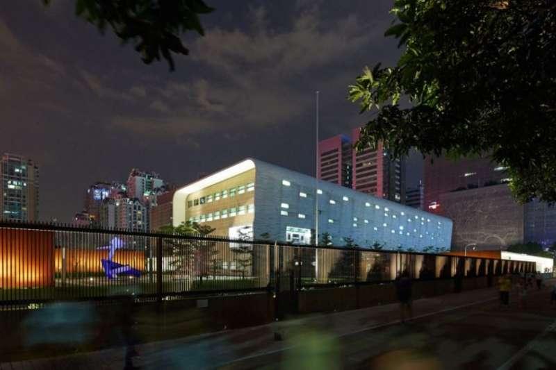 美國駐廣州領事館。