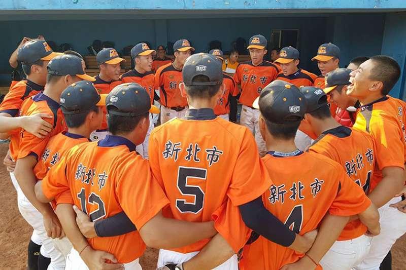 華南金控盃今日4強名單出爐,由台北市、新北市、嘉義市、台東縣晉級,將於9、10日於天母棒球場爭奪冠軍。(圖/新北市代表隊提供)