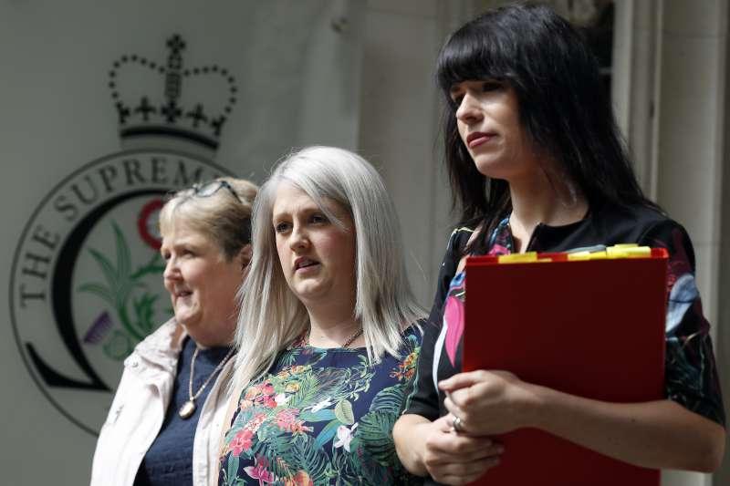 2018年5月愛爾蘭順利通過改革墮胎權公投,讓外界期待北愛爾蘭是否能複製其成功方程式,成為下一個?(AP)