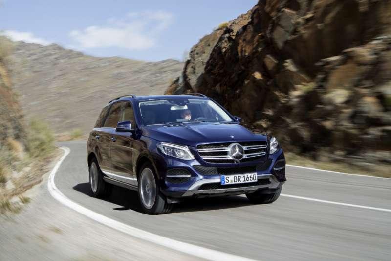 即刻入主GLE現也同時享有「一年乙式保險」,更可搭配Agility星自選方案輕鬆享有德國極致造車工藝。(圖/台灣賓士)
