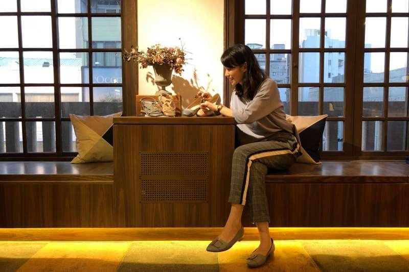 台南在地的原創手工鞋「HoQin 好穿」進駐林百貨(圖/HoQin 好穿台南原創手工鞋)