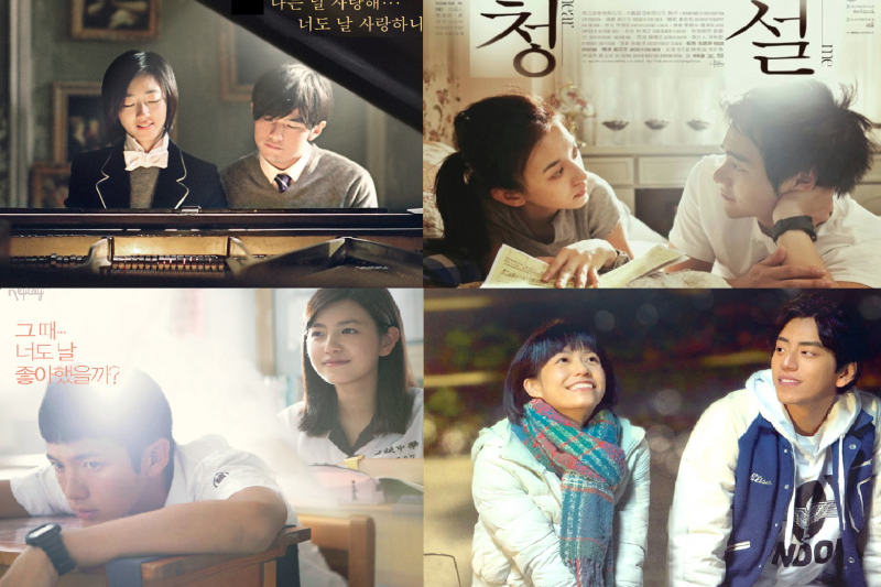 你知道原來韓國人也「哈台」嗎?而且對台灣浪漫的國產電影印象最深刻!(圖/維基百科)