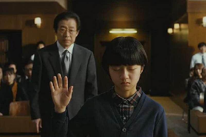 韓劇《熔爐》劇照。