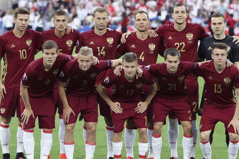 俄羅斯是今年世足主辦國,全球也睜大眼看戰鬥民族能走多遠。(美聯社)
