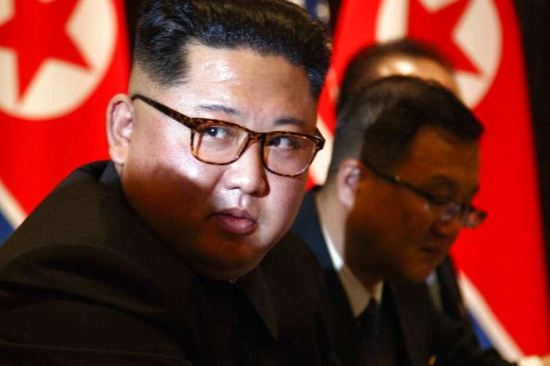 「「川金會」後,朝核問題無論往那個方向發展,日本對其的影響力都非常有限⋯⋯而無論實力或相關性更弱的台灣,如何成為這場東亞外交遊戲的『玩家』呢?」(資料照,美聯社)