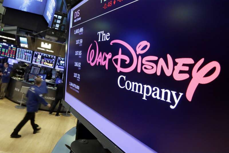 華特迪士尼公司(The Walt Disney Company)(AP)