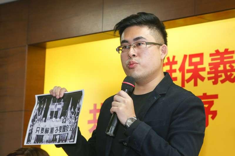 被北檢起訴 王炳忠:沒有一刀斃命證據,法庭見-風傳媒