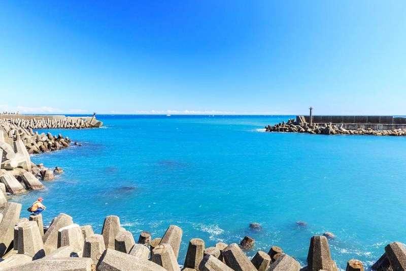 宜蘭擁有的海景,就跟人一樣,每處都有自己的特色。(圖/宜蘭縣政府提供)