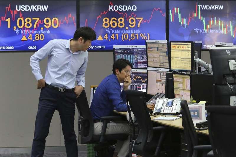 南韓以「長工時文化」惡名昭彰(AP)