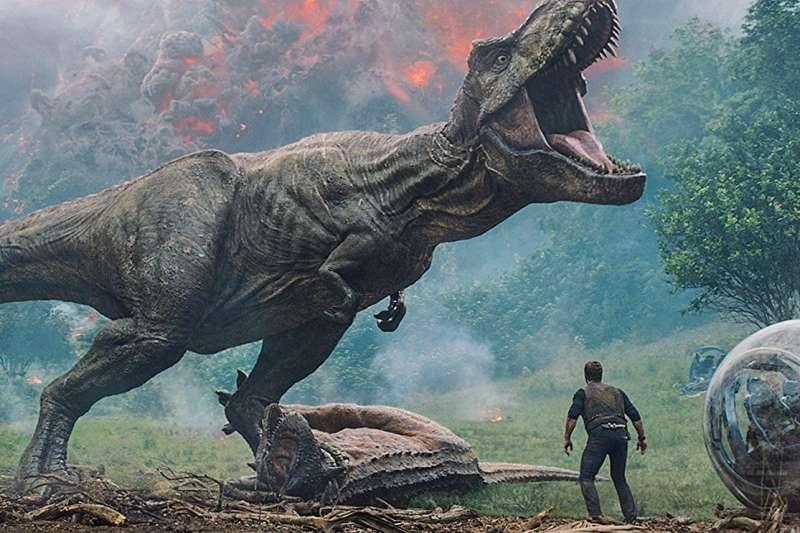侏羅紀系列電影,究竟還玩出什麼新把戲呢?(圖/IMDb)