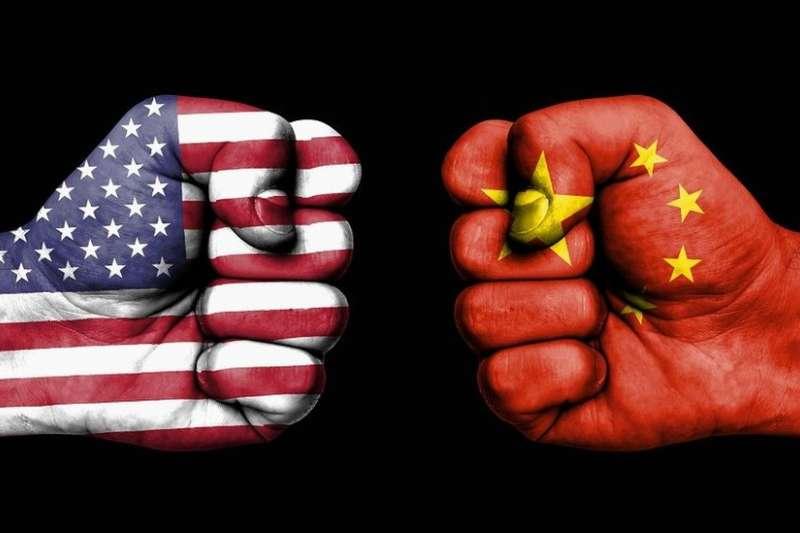中美貿易戰(BBC中文網)