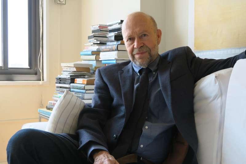 唐獎第3屆「永續發展獎」得主詹姆士•漢森。(唐獎基金會提供)