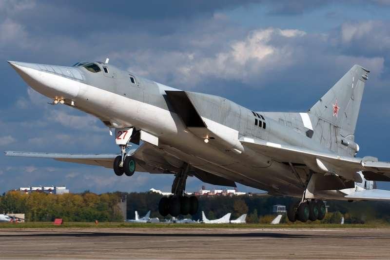 Tu-22M3。圖-22M3 (Alex Beltyukov@Wikipedia/CC BY-SA 3.0)