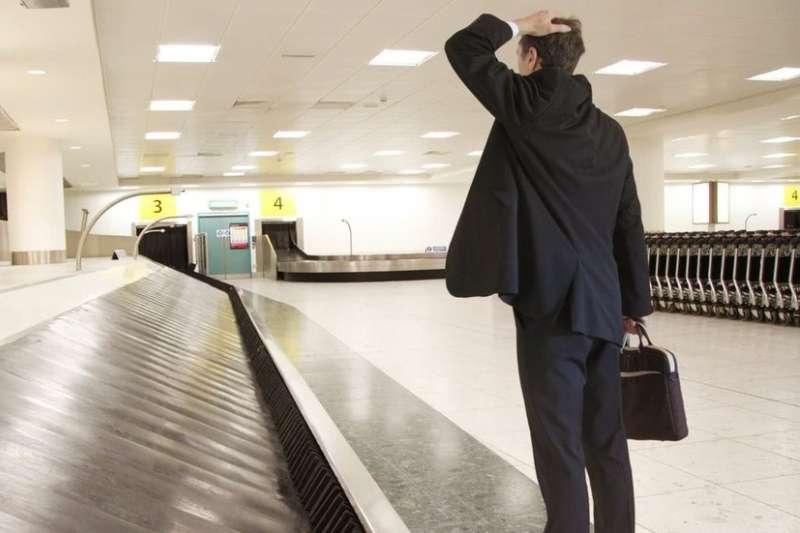 一次弄丟行李的意外插曲,讓他悟出最高的價值總在平凡的敬業中發生。(圖/林富元提供)
