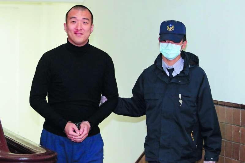 檢調查出,新黨青年軍曾打算藉李明哲案,來幫周泓旭(左)脫罪。(柯承惠攝)