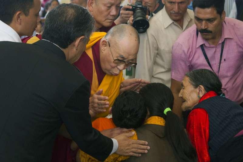 達賴喇嘛。(美聯社)