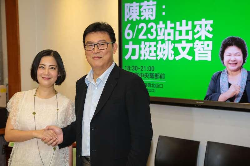 民進黨「打柯」、「打丁」不同調 吳思瑤:主打優質台北市政,而不是淪入政治口水-風傳媒