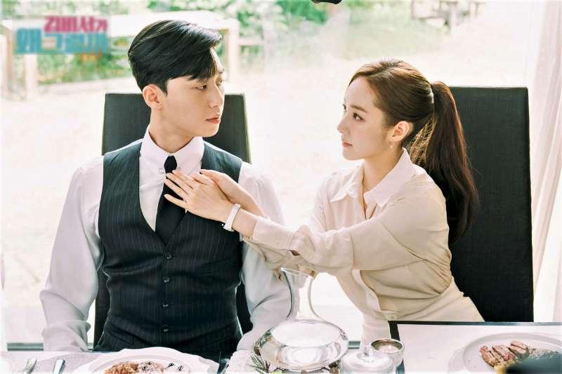近期超夯韓劇《金秘書為何那樣》也在台灣引起熱議。(圖/tvN 드라마(Drama)@facebook)