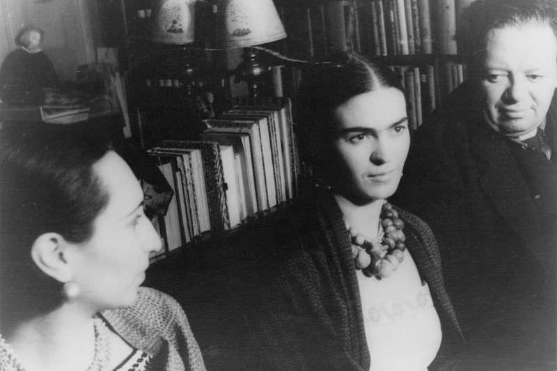 墨西哥傳奇畫家芙烈達·卡蘿(Frida Kahlo)。(wikipedia/public domain)
