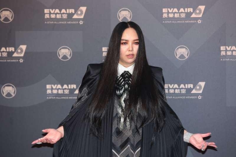 20180623-第29屆金曲獎頒獎典禮,張惠妹阿妹。(顏麟宇攝)