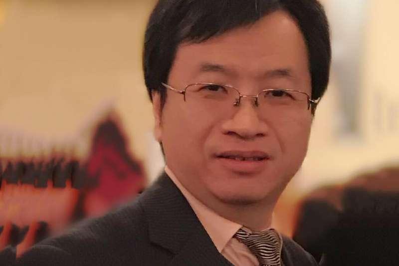 20180625-1111人資長曹新南25日發文抨擊勞動部「鬼扯蛋」。(圖/取自曹新南臉書)