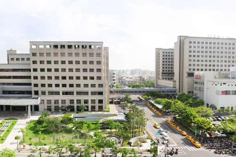 成功大學附設醫院(張凱祥@Wikipedia/CC BY 4.0)