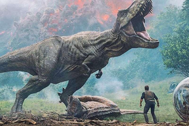 侏羅紀依舊具有強大的吸引力和票房號召力,畢竟近期上映大片的同質性高,而恐龍是獨一無二並非年年都有。(圖/IMBD)