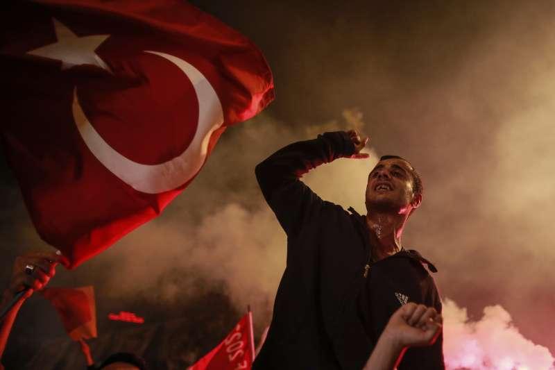 土耳其「超級總統」艾爾多安掌握大權,但也面臨經濟與外交等棘手問題(AP)