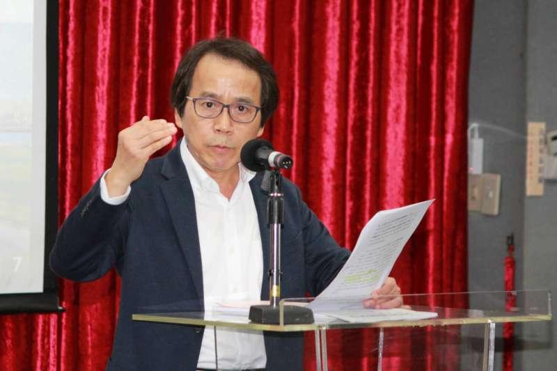 柯文哲小內閣異動 林欽榮請辭副市長獲准-風傳媒