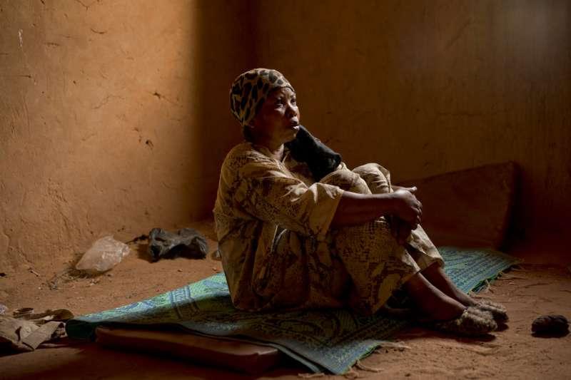 非洲難民,圖非當事人。(AP)