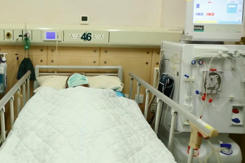全國醫院所通報的管路事件多達10,012件,在單一管路事件中,以鼻胃管問題最多。(示意圖非本人/翻攝自youtube)