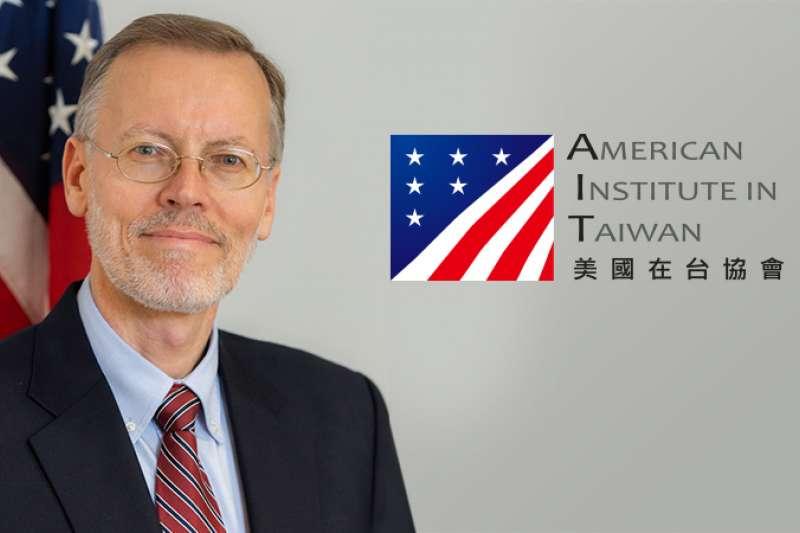 美國在台協會27日正式宣佈,由美國資深外交官酈英傑(William Brent Christensen)接任AIT新任處長。(取自美國在台協會AIT官網)