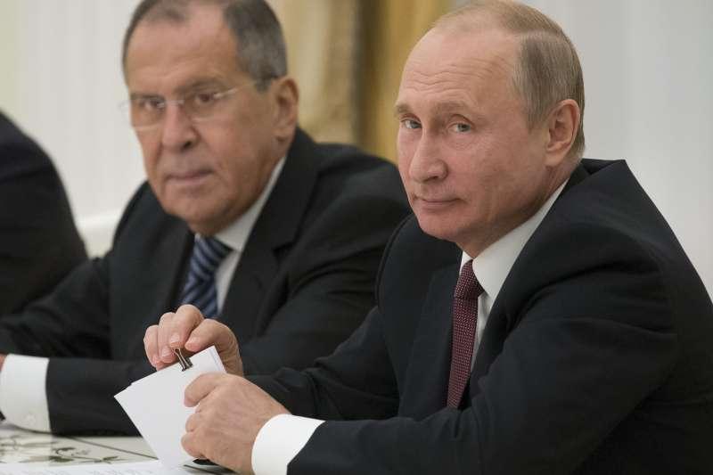 雙普會:美國總統川普將與俄羅斯總統普京會談(AP)
