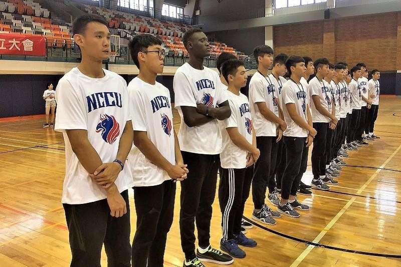 2018海峽青年籃球邀請賽將於7月2日至6日開打,去年成軍的政大雄鷹隊也會以嶄新陣容亮相。(政大雄鷹隊提供)