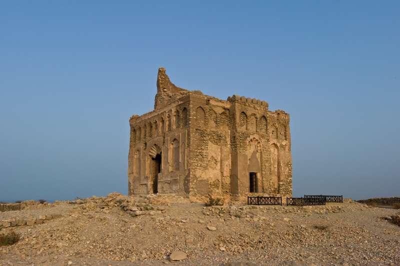 阿曼的卡爾哈特(Qalhat)古城入選聯合國教科文組織的世界文化遺產(Alfred Weidinger@Wikipedia/CC BY 2.0)