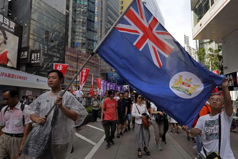 作者認為,從香港被殖民時期開始的電影發展至今,可以了解香港的前世今生。(資料照,AP)