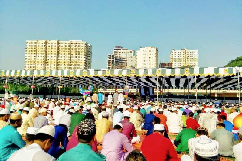 宰牲節(Eid al-Adha,華人穆斯林稱為「忠孝節」),訂於伊斯蘭曆每年的12月10日,為伊斯蘭教最重要的兩大節日之一。(Mohammed Tawsif Salam@Wikipedia/CC BY-SA4.0  )